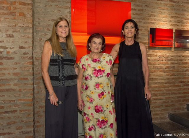Gladys Adatto Bensignor, Matilde Bensignor y Nancy Bensignor
