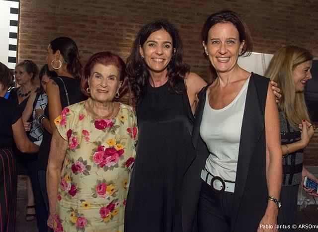 Matilde Bensignor, Nancy Bensignor y Carol Bensignor