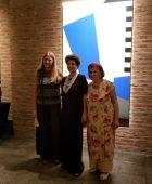 Gladys Adatto Bensignor, Iliana Regueiro y Matilde Bensignor